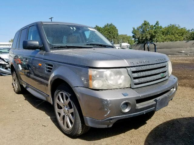 Range Rover San Diego >> 2007 Land Rover Range Rove 4 4l 8 For Sale In San Diego Ca Lot 51899649