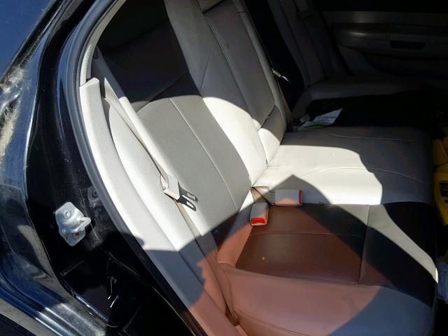 2008 CHRYSLER 300 TOURIN - Interior View
