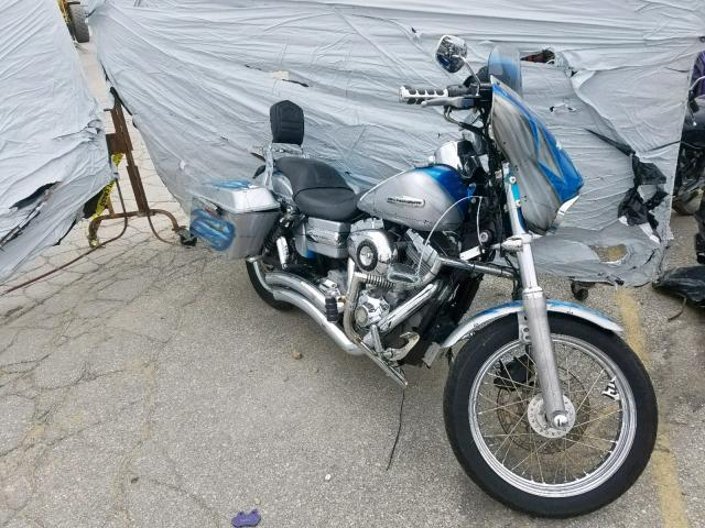 click here to view 2008 HARLEY-DAVIDSON FXDC DAYTO at IBIDSAFELY
