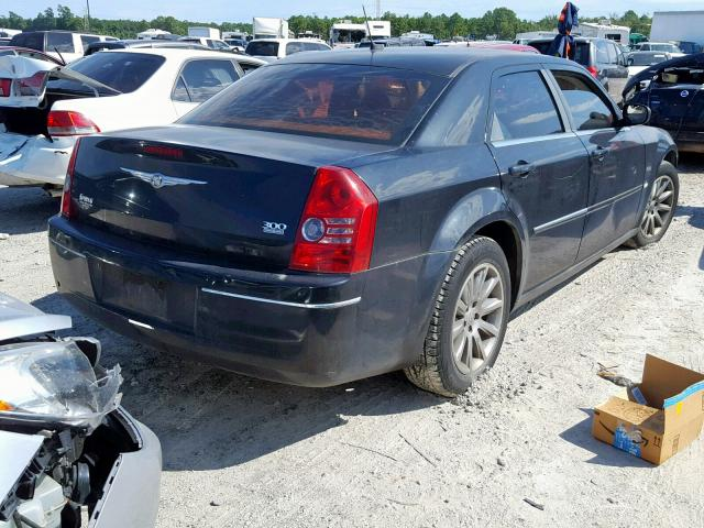 2008 CHRYSLER 300 TOURIN - Right Rear View