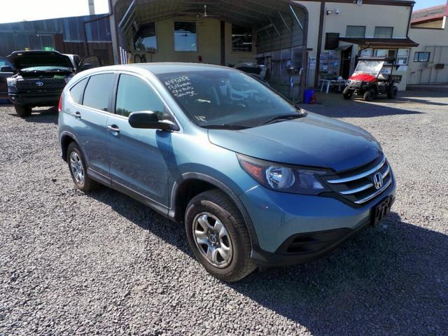 Salvage 2013 Honda CR-V LX for sale