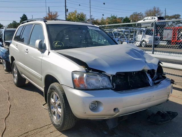 2007 Toyota Highlander for sale in Denver, CO