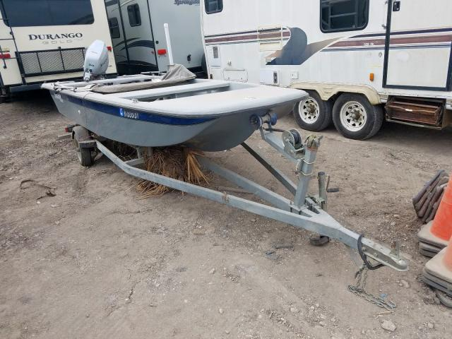 Salvage 2018 Stal 1569 for sale