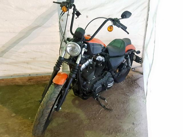 2008 HARLEY-DAVIDSON  XL1200 N
