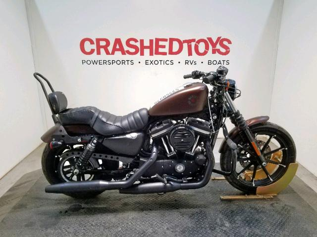 Salvage 2019 Harley-Davidson XL883 N for sale