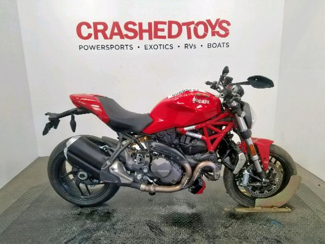 click here to view 2018 DUCATI MONSTER 12 at IBIDSAFELY