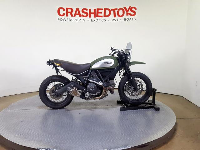 click here to view 2016 DUCATI SCRAMBLER at IBIDSAFELY