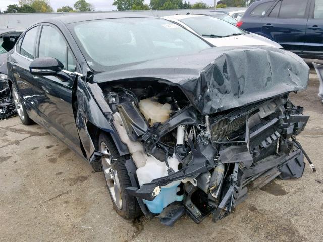 2013 Ford Fusion Se 2.0L
