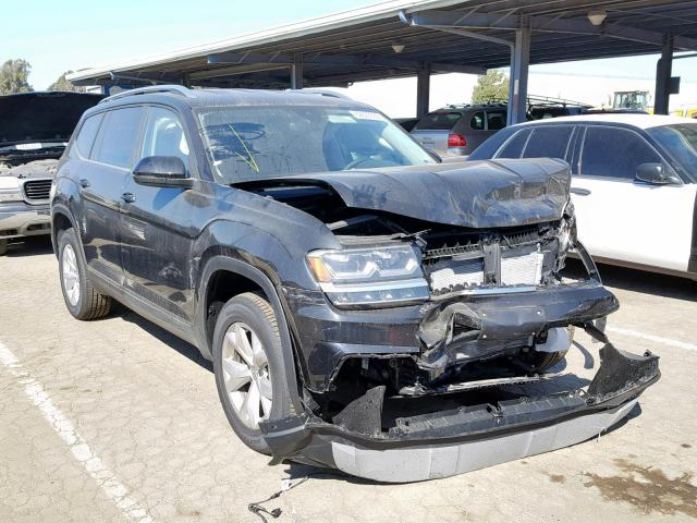 Salvage 2019 Volkswagen ATLAS SE for sale