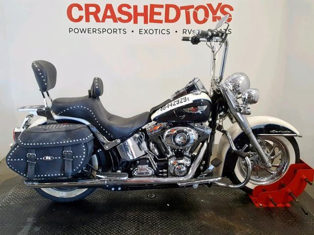Salvage 2012 Harley-Davidson FLSTN SOFT for sale