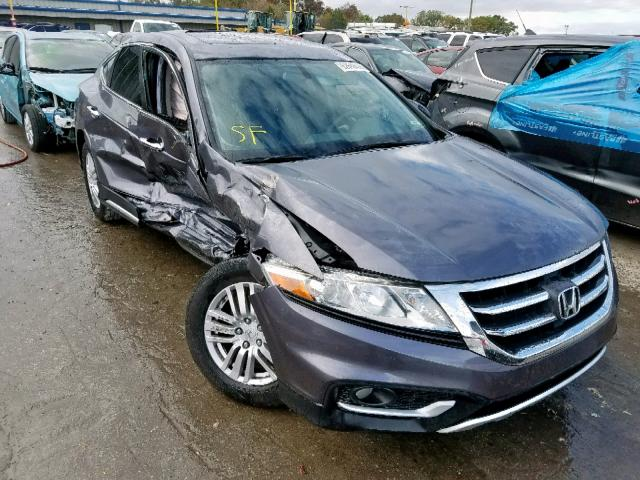 Honda Crosstour salvage cars for sale: 2015 Honda Crosstour