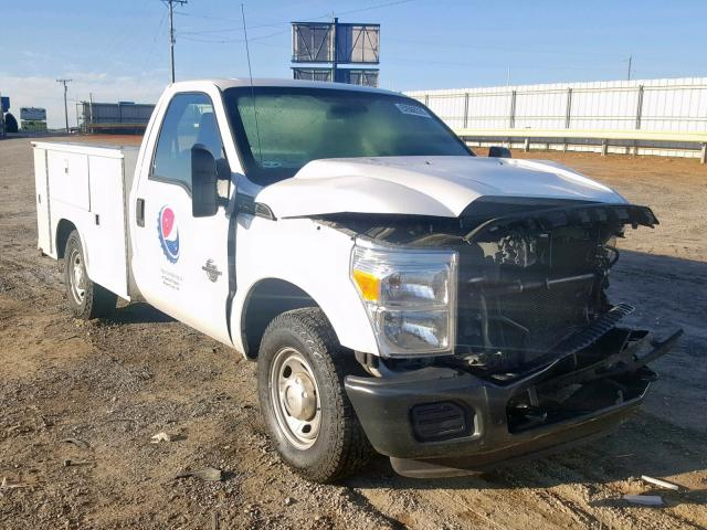 Salvage cars for sale from Copart Chatham, VA: 2016 Ford F250 Super