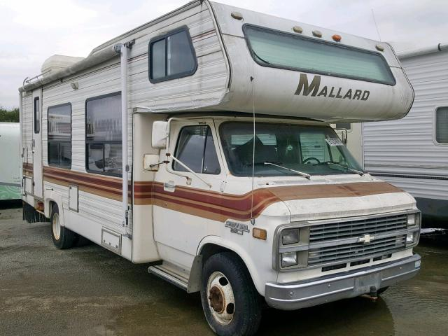 click here to view 1984 MALL MOTORHOME at IBIDSAFELY