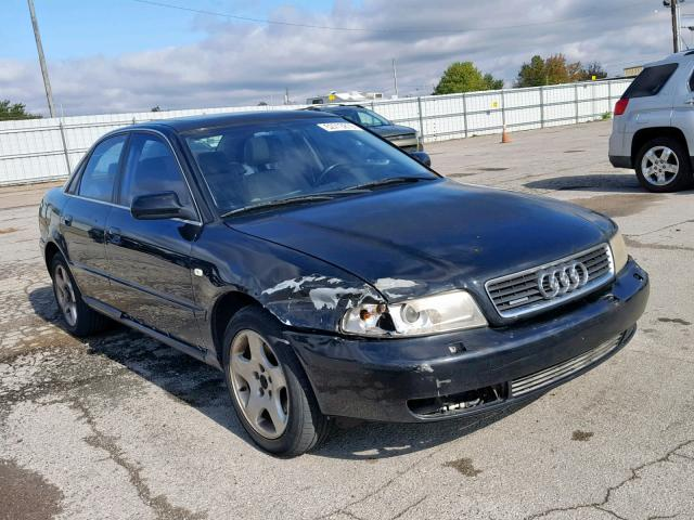 2001 Audi A4 2.8 Qua 2.8L