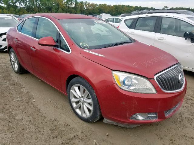 2012 Buick Verano Con 2.4L