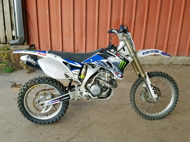 2006 Yamaha Yz250 F 1 For Sale In Blaine Mn Lot 52781049