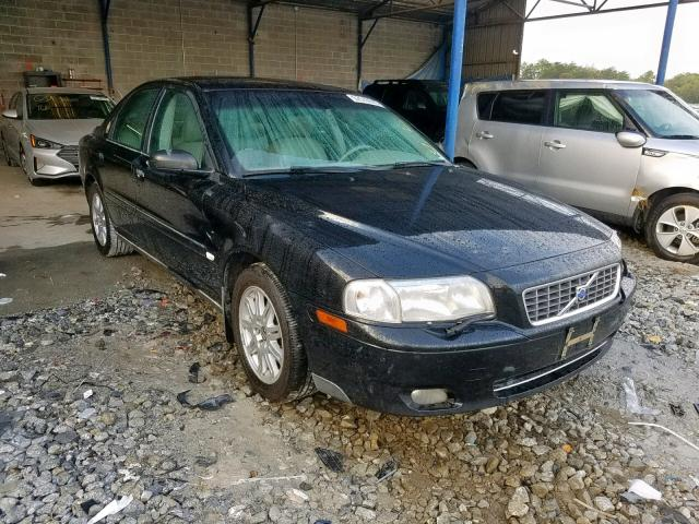Salvage 2005 Volvo S80 2.5T for sale