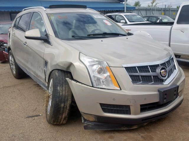 2011 Cadillac Srx Luxury 3.0L