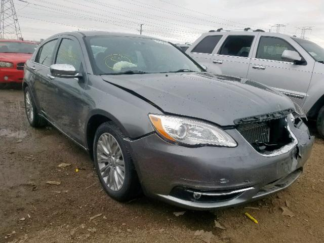 click here to view 2013 CHRYSLER 200 LIMITE at IBIDSAFELY
