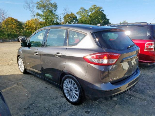 1FADP5AU3JL104855 - 2018 Ford C-Max Se 2.0L [Angle] View