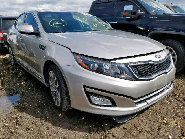 2015 Kia Optima Sx 2.4L