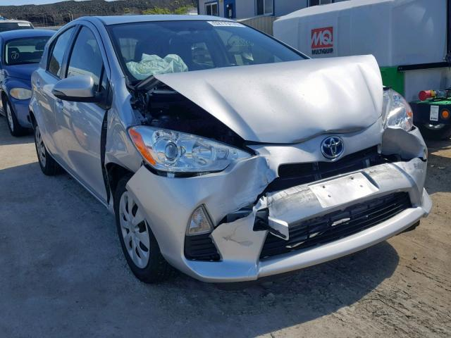 click here to view 2014 TOYOTA PRIUS C at IBIDSAFELY