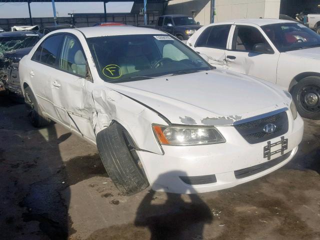 2008 Hyundai Sonata Gls 2.4L