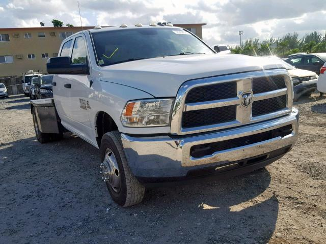 Salvage 2017 Dodge RAM 3500 ST for sale