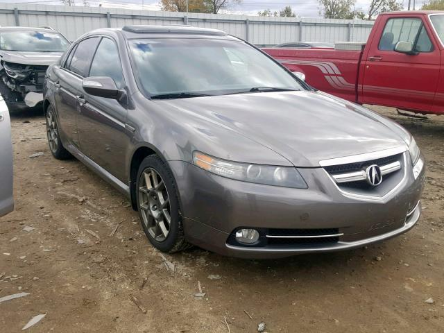 Acura Tl Type S For Sale >> 2008 Acura Tl Type S 3 5l 6 For Sale In Lansing Mi Lot 52314069