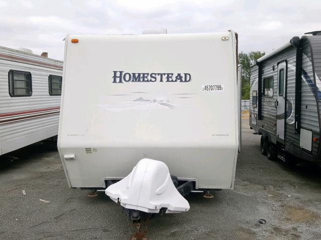 2004 STARCRAFT  HOMESTEAD