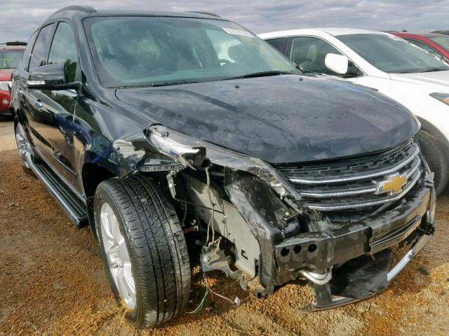 Salvage cars for sale from Copart Bridgeton, MO: 2017 Chevrolet Traverse L
