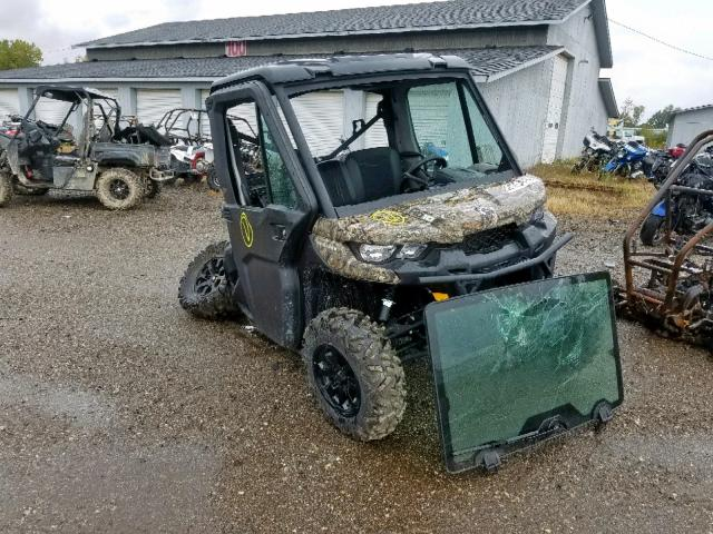click here to view 2019 CAN-AM DEFENDER X at IBIDSAFELY