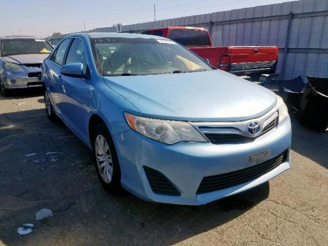 click here to view 2012 TOYOTA CAMRY HYBR at IBIDSAFELY