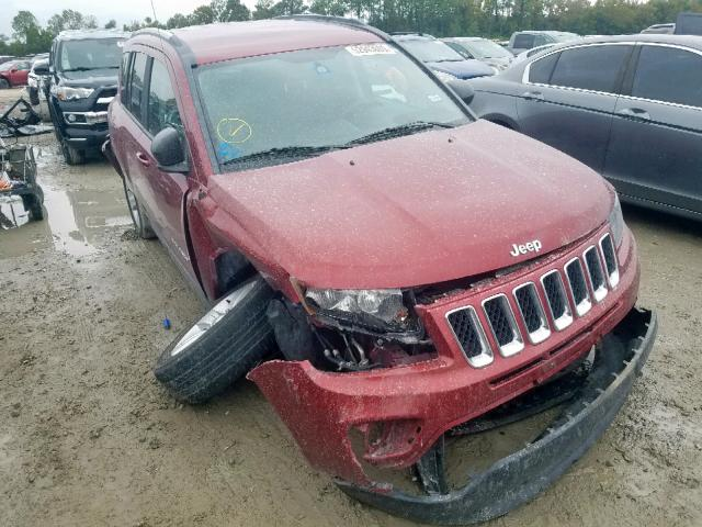 2016 Jeep Compass Sp 2.0L