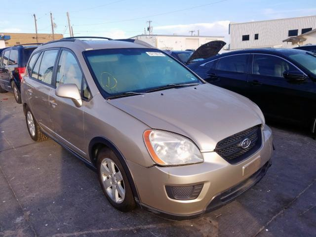 KIA Rondo Base salvage cars for sale: 2007 KIA Rondo Base