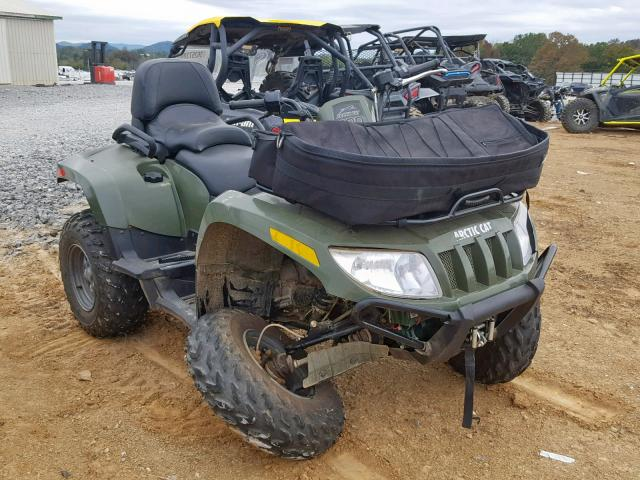 click here to view 2008 ARCTIC CAT ATV4X4 at IBIDSAFELY