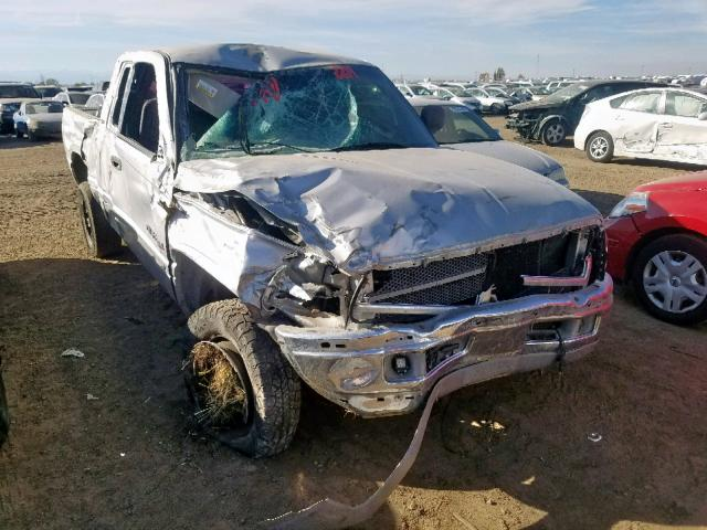 Dodge RAM 1500 salvage cars for sale: 2001 Dodge RAM 1500