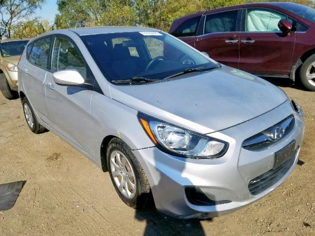 2012 Hyundai Accent Gls 1.6L