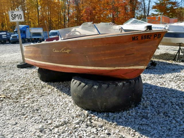 click here to view 1960 CHRI SKI BOAT at IBIDSAFELY