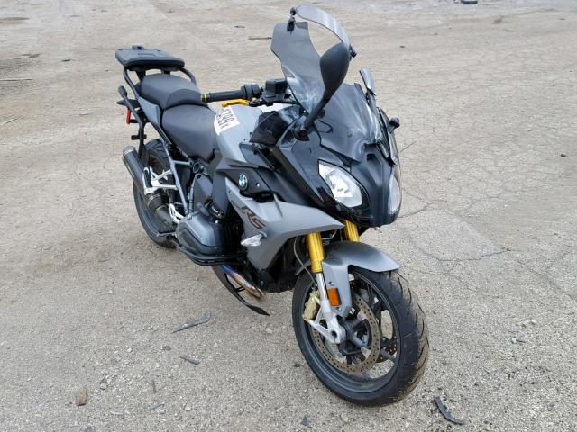 Salvage 2016 BMW R1200 RS for sale