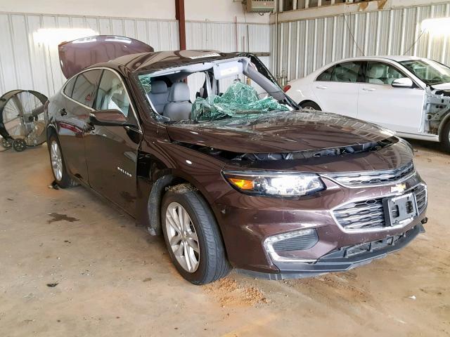 2016 Chevrolet Malibu Lt 1.5L