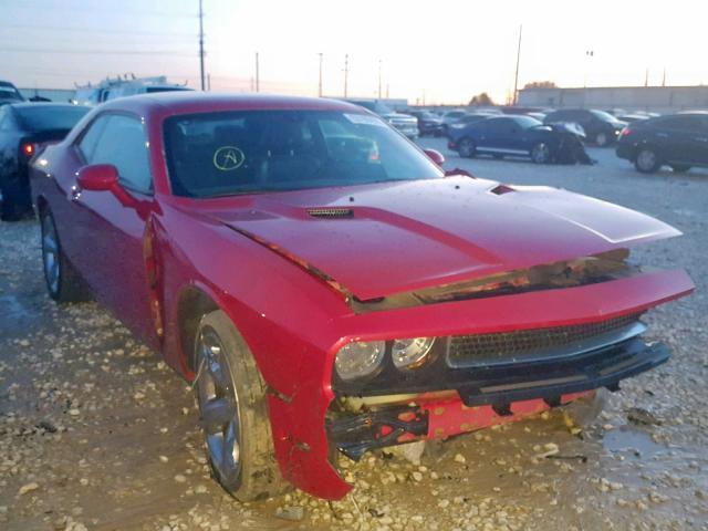 2012 Dodge Challenger 3.6L