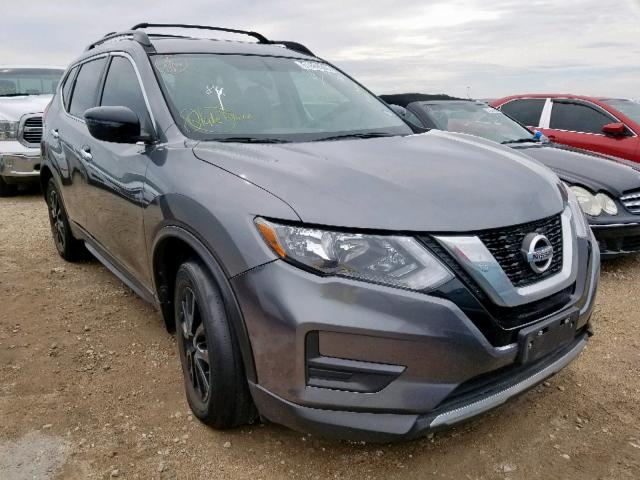 Salvage 2017 Nissan ROGUE SV for sale