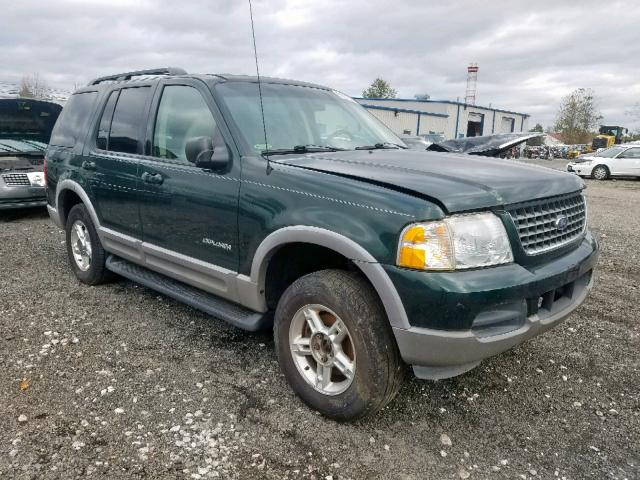 prodazha 2002 ford explorer x 4dr spor 4 0l 6 green v finksburg md 53017539 a better bid a better bid car auctions