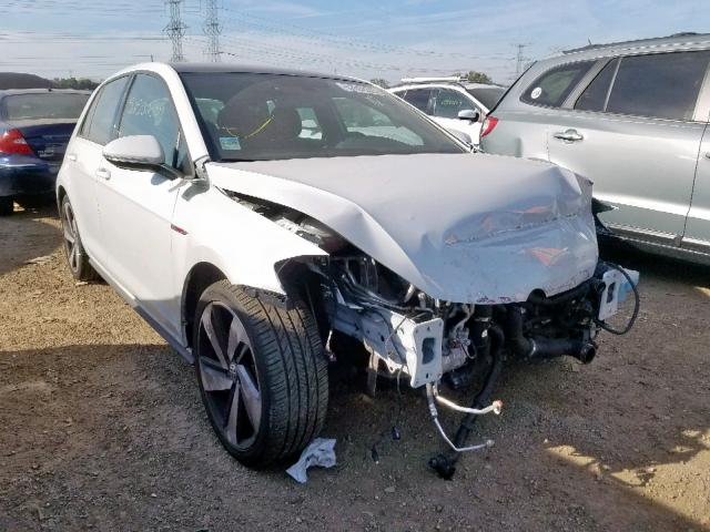 click here to view 2018 VOLKSWAGEN GTI S/SE at IBIDSAFELY