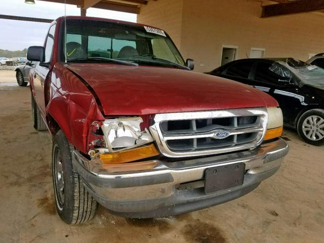 1998 Ford Ranger Engine 25 L 4 Cylinder - Greatest Ford