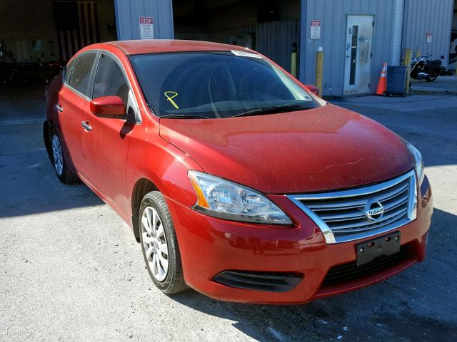 click here to view 2014 NISSAN SENTRA S at IBIDSAFELY