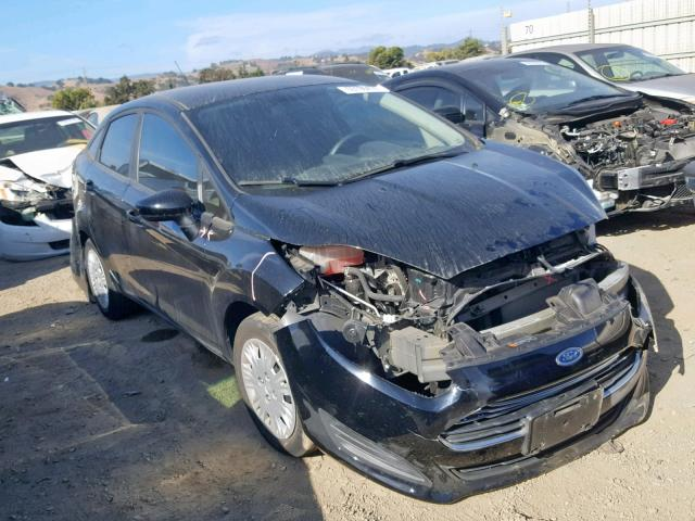 click here to view 2018 FORD FIESTA S at IBIDSAFELY