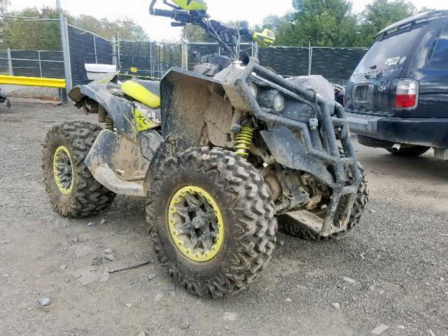 Salvage 2015 Can-Am RENEGADE 1 for sale