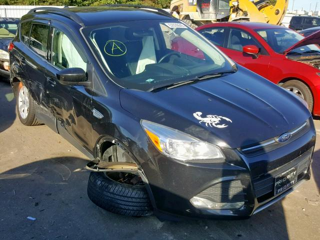 Salvage cars for sale at Lumberton, NC auction: 2014 Ford Escape SE